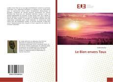 Bookcover of Le Bien envers Tous