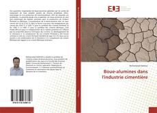 Couverture de Boue-alumines dans l'industrie cimentière