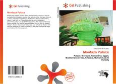 Bookcover of Montaza Palace