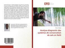 Capa do livro de Analyse-diagnostic des systèmes de conservation de sols en Haïti