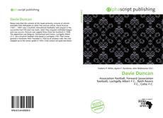 Buchcover von Davie Duncan