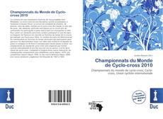 Championnats du Monde de Cyclo-cross 2010 kitap kapağı