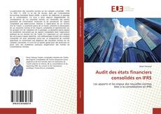 Bookcover of Audit des états financiers consolidés en IFRS