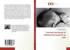 Femmes de Kindu et allaitement exclusif au sein kitap kapağı