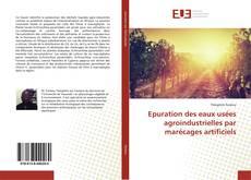 Epuration des eaux usées agroindustrielles par marécages artificiels kitap kapağı