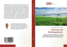 Couverture de Economie du Développement
