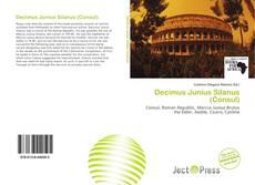 Decimus Junius Silanus (Consul) kitap kapağı