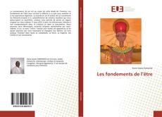Bookcover of Les fondements de l'être