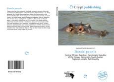 Portada del libro de Banda people