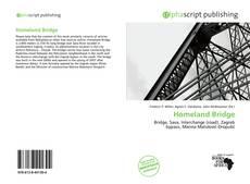 Обложка Homeland Bridge