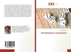 Capa do livro de Introduction à l'économie