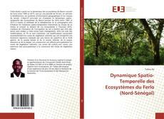 Buchcover von Dynamique Spatio-Temporelle des Ecosystèmes du Ferlo (Nord-Sénégal)