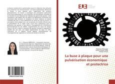 Обложка La buse à plaque pour une pulvérisation économique et protectrice