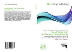 Portada del libro de Isle of Wight (UK Parliament Constituency)
