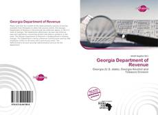 Georgia Department of Revenue的封面