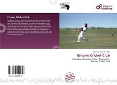 Buchcover von Empire Cricket Club