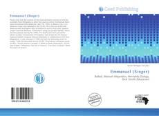 Bookcover of Emmanuel (Singer)