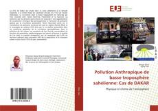 Couverture de Pollution Anthropique de basse troposphère sahélienne: Cas de DAKAR