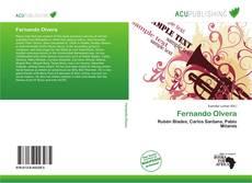 Bookcover of Fernando Olvera