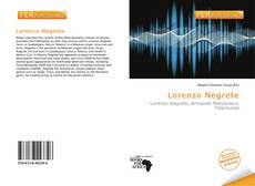Bookcover of Lorenzo Negrete