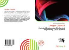 Bookcover of Jürgen Czarske