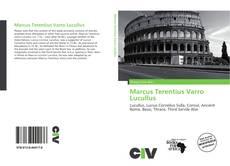 Couverture de Marcus Terentius Varro Lucullus