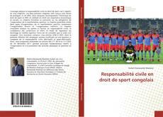 Responsabilité civile en droit de sport congolais的封面