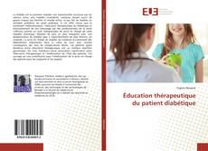 Éducation thérapeutique du patient diabétique kitap kapağı