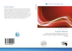 Обложка Caesar Belser