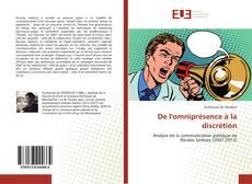 Buchcover von De l'omniprésence à la discrétion