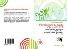 Обложка Championnats du Monde d'Escalade 1995