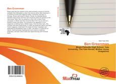 Bookcover of Ben Greenman