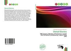 Bookcover of Denzil Davies
