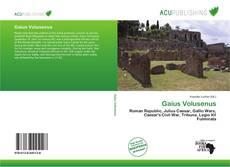 Bookcover of Gaius Volusenus