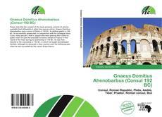 Buchcover von Gnaeus Domitius Ahenobarbus (Consul 192 BC)