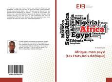 Borítókép a  Afrique, mon pays! (Les Etats-Unis d'Afrique) - hoz
