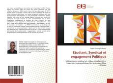 Copertina di Etudiant, Syndicat et engagement Politique