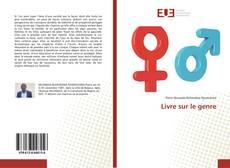 Couverture de Livre sur le genre