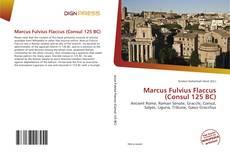 Buchcover von Marcus Fulvius Flaccus (Consul 125 BC)