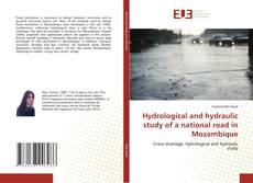 Capa do livro de Hydrological and hydraulic study of a national road in Mozambique
