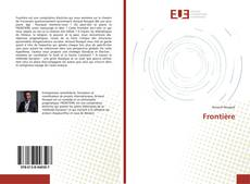 Bookcover of Frontière
