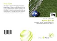 Bookcover of Ahmad Abd Ali