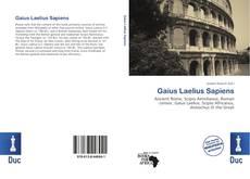 Portada del libro de Gaius Laelius Sapiens