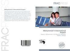Buchcover von Mohammed V International Airport