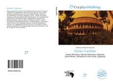 Portada del libro de Gaius Laelius