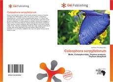 Coleophora serpylletorum的封面