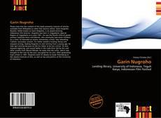 Bookcover of Garin Nugroho