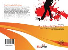 Bookcover of Grant Campbell (Musician)