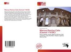 Borítókép a  Marcus Porcius Cato (Consul 118 BC) - hoz