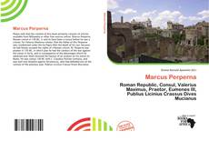 Bookcover of Marcus Perperna